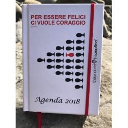 AGENDA Filosofica , giornaliera 2018