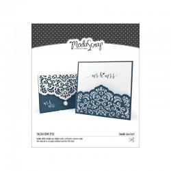 Fustella ModaScrap - Lace Card