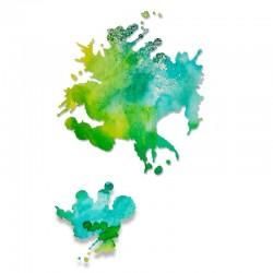 Fustella Sizzix Thinlits - Paint Splats