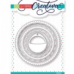 Fustella La Coppia Creativa - Cerchi creativi