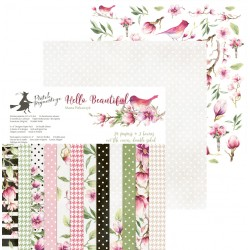 PIATEK13 - HELLO BEAUTIFUL -PAPER PAD 6x6""