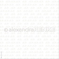 Alexandra Renke - Designpaper 'bicycles'