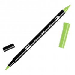 Pennarello Tombow Dual Brush - Willow Green