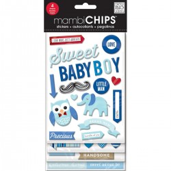 Me&My Big Ideas - Mambi  Chips - Sweet Baby Boy