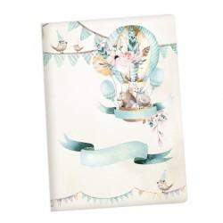 PIATEK13 - Cute & Co.l - Travel journal A5