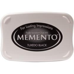 Tampone Memento Tuxedo Black