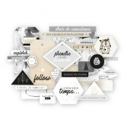 Die cuts - Les Ateliers de Karine - Version Originale