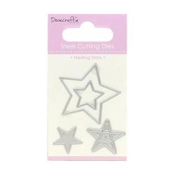 Fustella Dovecraft Die – Nesting Stars