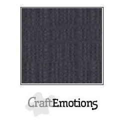 Cartoncino CraftEmotions - Anthracite