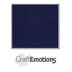Cartoncino CraftEmotions - Dark Blue