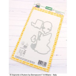Fustella Impronte D'Autore - Brucaliffo