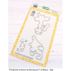 Fustella Impronte D'Autore - Tutto è possibile