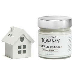 Linea Shabby Chalk Color - Tommy Art - Bianco Antico