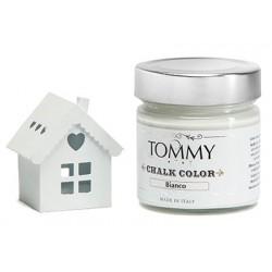 Linea Shabby Chalk Color - Tommy Art - Bianco