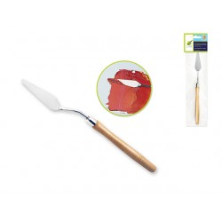 Spatola Color Factory - Metal Palette Knife- Long Tapered