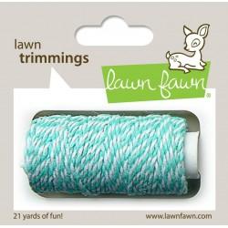 Twine -  Lawn Fawn - Aquamarine
