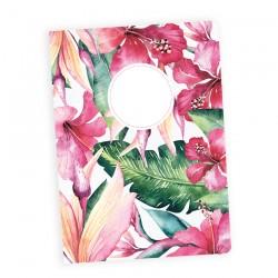 PIATEK13 - Let's flamingle - Art journal A5