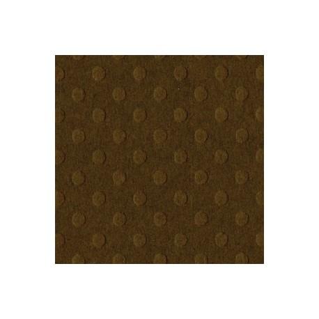 Cartoncino bazzill dots - Boardwalk