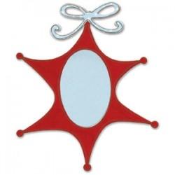 Fustella Sizzix Bigz - Ornament, Star