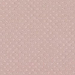 Cartoncino bazzill dots - Sunset rose
