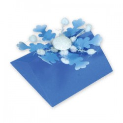 Fustella Sizzix XL - Box, Snowflake