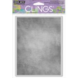 Timbri cling - Hero Arts Chalk background