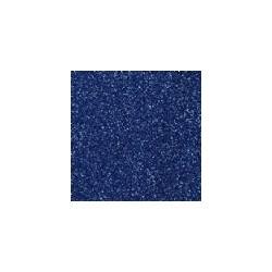Gomma crepla  blu  glitter - 20x30cm
