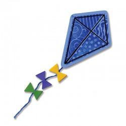 Fustella e Timbro Sizzix - Kites