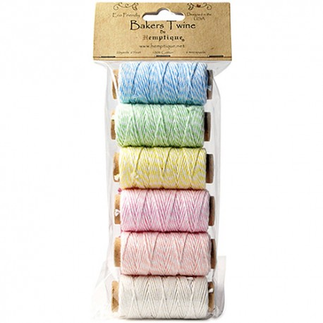 Bakers Twine by Hemptique
