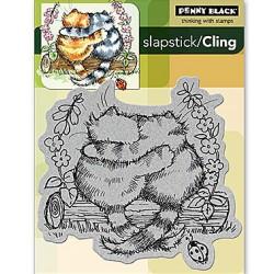 Timbri cling - Penny Black Dear Friend