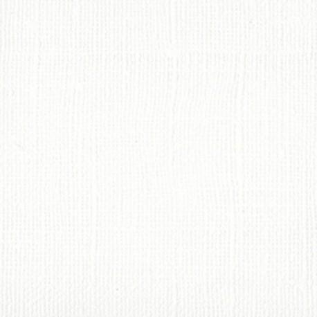 Cartoncino bazzill mono - Bazzill White