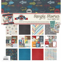 Kit carte Siple Stories Hey Pop