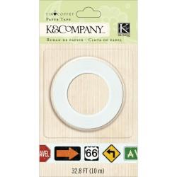 K&Company Travel paper washi tape