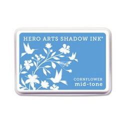 Tampone Hero Arts mid-tone Cornflower