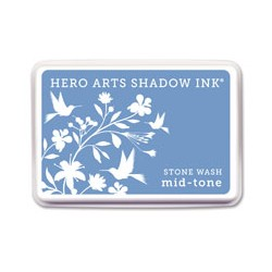 Tampone Hero Arts mid-tone Stone Wash