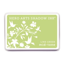 Tampone Hero Arts mid-tone Lime Green