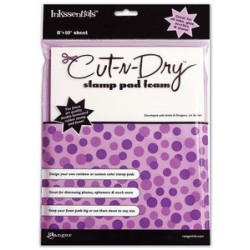 Cut-n-dry Stamp pad foam