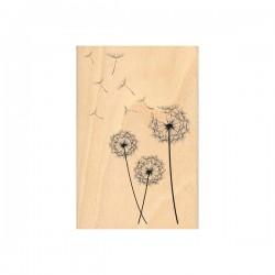 Timbro legno Florileges - Souffle léger
