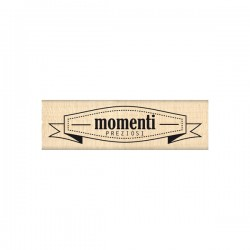 Timbro legno Florileges - Banner momenti