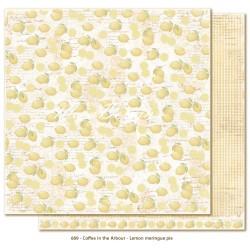 Carta Maja Design Coffee in the Arbour - Lemon meringue pie