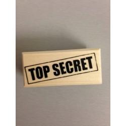 Timbro in legno Artemio - Top Secret