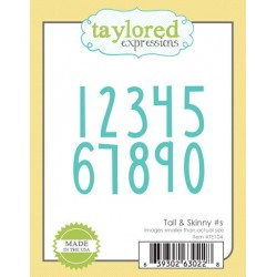 Fustelle Taylored Expressions - Tall & Skinny #s