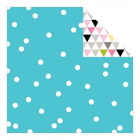 Carta Bella BLVD Ice Sprinkles