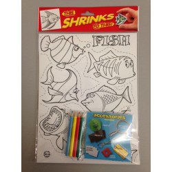 Figure per Shrink e accessori - Fish
