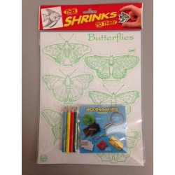 Figure per Shrink e accessori - Butterflies