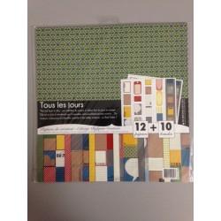Kit carte Les Edition Infocrea - Tous les jours