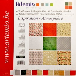 Kit Carte Artemio - Inspiration Atmosphere