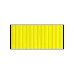 Cartoncino Millerighe 50x70 - Giallo sole