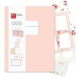 My Memo Big Notebook - Pink