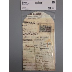Sacchetti di carta Rico Design - Vintage 1